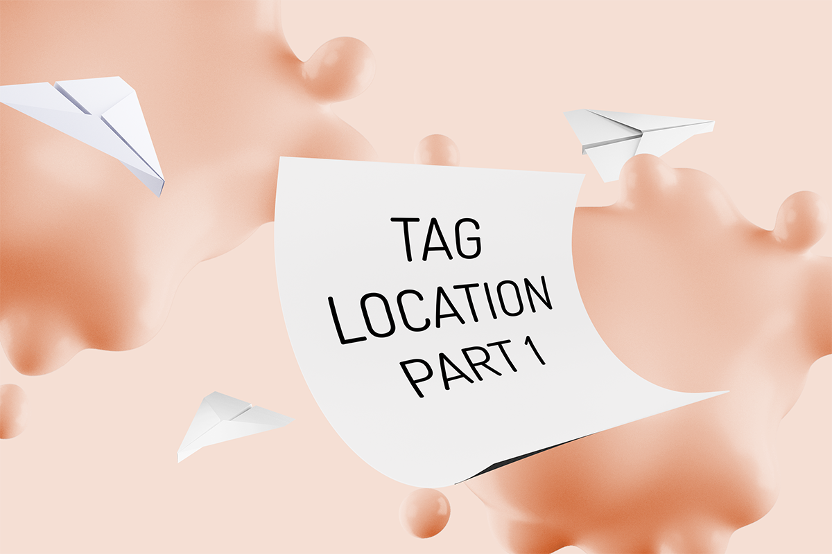 Art for Tag Location Part 1
